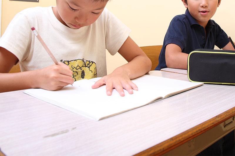 中学受験専門個別塾のコース
